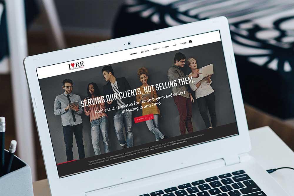 Website in Focus: I Heart Real Estate