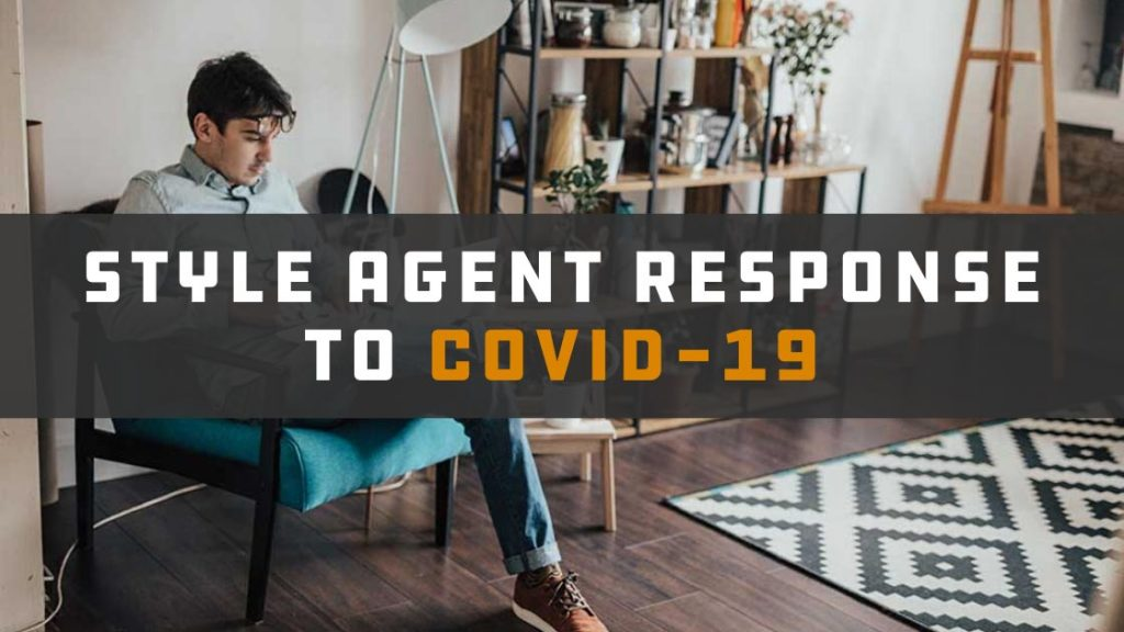 Style Agent Response to Covid-19
