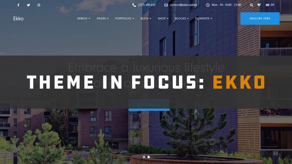 Theme in Focus: Ekko
