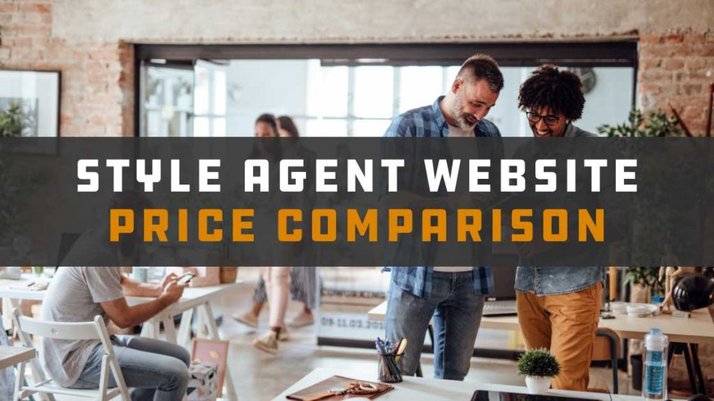 Style Agent Website Price Comparison