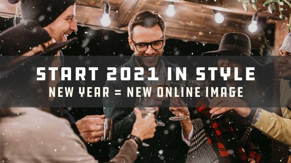 Start 2021 in Style
